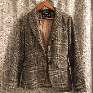 Love Tree Brand- Tweed Blazer Plaid 🔥✨